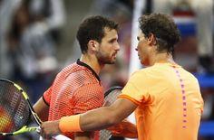 Dimitrov is Nadal eindelijk de baas