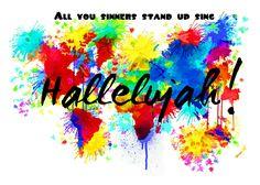 Hallelujah lyrics P!ATD
