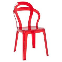 Euro Style Titi Stacking Side Chair - Set of 4 - 2330310