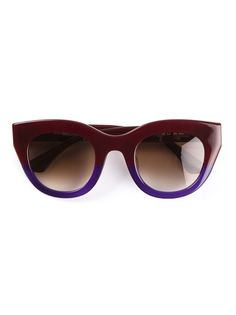 THIERRY LASRY - classic sunglasses