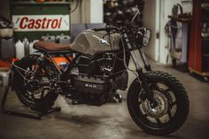 © National Custom Tech Motorcycles, Inh. David Widmann