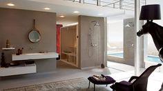Estudio Front diseña para Hansgrohe la Showerpipe. De venta online en www.terraceramica.es
