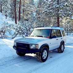 Land Rover Discovery 2, Instagram