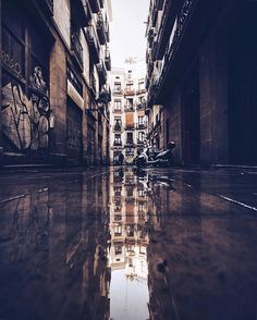 Mirrored Streets