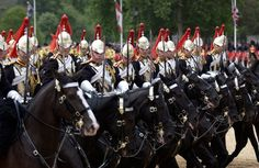 Royal Household Cavalry Mounted Regiment (the Blues & Royals)