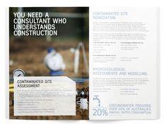 EP Risk Management Layout Design Communication Design Neon Zoo Newcastle