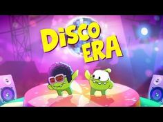 Om Nom Stories: Disco Era (Episode 18, Cut the Rope: Time Travel)