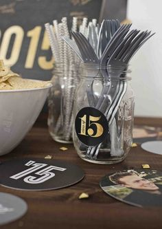 These graduation party ideas will help inspire you from graduation announcements to graduation photo display ideas and more! #graduationpartyideas