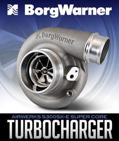 BorgWarner SuperCore Assembly SX-E S300SX-E 9180 #13009097051: BORGWARNER AIRWERKS S300SX-E SUPER CORE TURBO ASSEMBLY.… #Blog #New_Products
