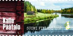Science And Nature, Postage Stamps, Finland, Nostalgia, Mountains, Travel, Natural, Historia, Viajes