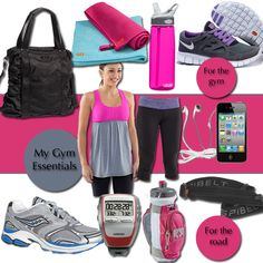 Rock your workout with Gym Essentials from @meghan #fitfluential