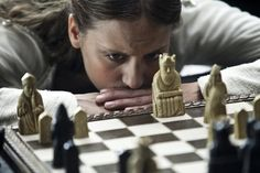 Spying is a like a game of chess: Sometimes you have to withdraw, sometimes you have to sacrifice one of your pieces to win - preferably a knight rather than a king or queen. John Rhys-Davies