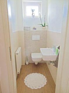 ...naja ist ja eigentlich nur ein Gäste WC...