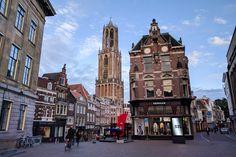 #Utrecht #Netherlands #Holland #Stadhuisbrug