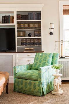 Lauren Liess Lauren Liess, Slipcovers, Living Rooms, Family Room, New Homes, Couch, Fresh, Traditional, Inspiration