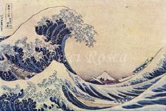 Japanese Woodcuts | Japanese Woodcuts for you to Color