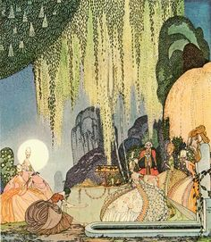 The art of Kay Neilsen was probably the most important inspiration for me as a child. I read a lot of fairy tales illustrated with his artwo...