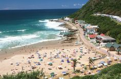 10 of the Best Swimming Beaches in South Africa George South Africa, Beautiful Beaches, Beautiful Gardens, Sa Tourism, Beach Humor, Best Swimming, Beach Activities, Kwazulu Natal, Tourist Spots