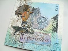 The Stamp Man: By the Sea with Stampendous Fran-tage