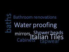 bathroom waterproofing brisbane I bathroom renovations brisbane southside 0756066785 Bathroom Renovations Brisbane, Italian Tiles, Bathroom Ideas, Bathrooms, Water, Gripe Water, Bathroom, Full Bath, Bath