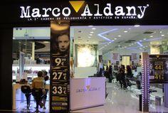 Con la Marineda City Card tienes un 10% de descuento en la peluquería Marco Aldany