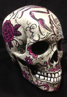 Is it weird I want this done to my actual skull when I die...and I know you would too