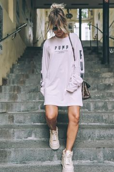 95 idées de ♡puma♡   mode, tenue, vetement sport