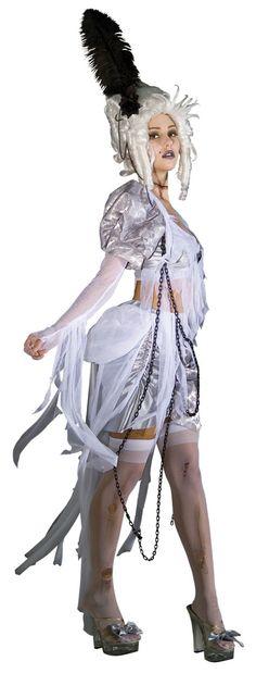 Ghost of Marie Antoinette Costume