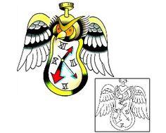 Traditional Tattoos LGF-00373 Created by Levi Greenacres