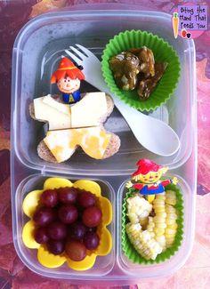 Scarecrow Bento Lunch