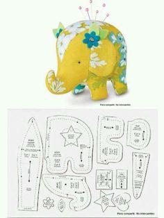 Olifant. Elephant