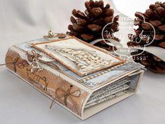 Whiff of Joy - Tutorials & Inspiration: Teebuch / Teabook
