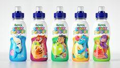 Frutmotiv яркое детство на упаковке мира - креативный дизайн упаковки Галерея