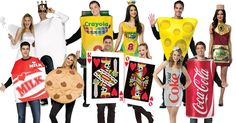 10 #Funny #Couples #Costume Ideas to Have The #Party-Goers in Stitches!  #halloween #couplescostumes #funnycostumes #fancydress #cosplay #halloweenparty #halloweencostume #halloweenfun