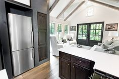 Low Country park model home