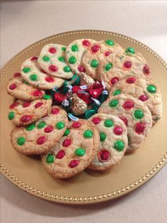 Christmas cookies I made