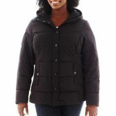 the search for a new winter coat. This runs small it seems so order a size up