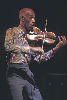 Happy Birthday to legendary violinist, Papa John Creach! Papa John performed as a journeyman musician with such luminaries as Louis Armstrong and Nat King Cole, in addition to playing with Jefferson Airplane, Hot Tuna, and Jefferson Starship. Today In Black History, Jefferson Starship, Jefferson Airplane, Grace Slick, Psychedelic Rock, Louis Armstrong, 1975, Progressive Rock, Blues Rock