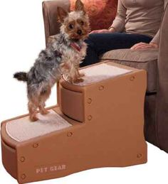 Pet Gear Easy Step II Pet Stairs, 2 Step for Cats/Dogs up to 150 Pounds, Portable, Removable Washable Carpet Tread -- Visit the image link more details. (This is an affiliate link) Large Dogs, Small Dogs, Baby Dogs, Pet Dogs, Pet Booster Seat, Carpet Treads, Dog Stairs, Dog Supplies Online, Pet Supplies