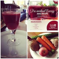 amazing juice recipe from Drew Canole FitlifeTv