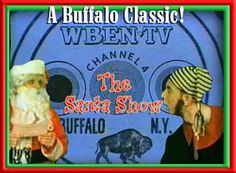 WBEN-TV - during the 60's - Forgetful the elf