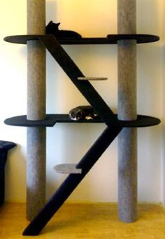 Cat tree to climb and scratch! #cats #CatTree