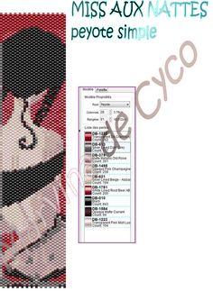 Peyote Stitch Patterns, Beading Patterns Free, Jewelry Patterns, Peyote Beading, Bead Crochet, Beaded Bracelets, Beaded Jewelry, Jewellery, Brick Stitch