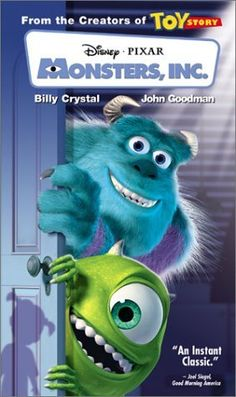 Monsters, Inc. [VHS] VHS ~ Jack Angel, http://www.amazon.com/dp/B00005JKDQ/ref=cm_sw_r_pi_dp_NSiZrb05ZXVA5