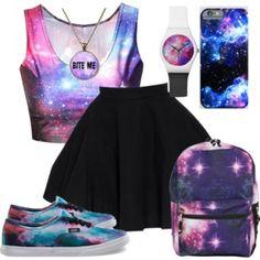 Galaxy Fashion