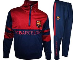 Survêtement Barça - Collection officielle FC BARCELONE - Taille adulte  homme M