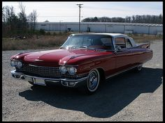 Oh how I love this! 1960 Cadillac Eldorado Convertible