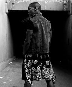 Staniel Ferreira #Menswear styling | Renata Gar | Skingraft