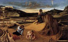 The Agony in the Garden, Giovanni Bellini