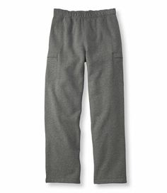XL Tall Athletic Sweat Cargo Pants: Active | Free Shipping at L.L.Bean